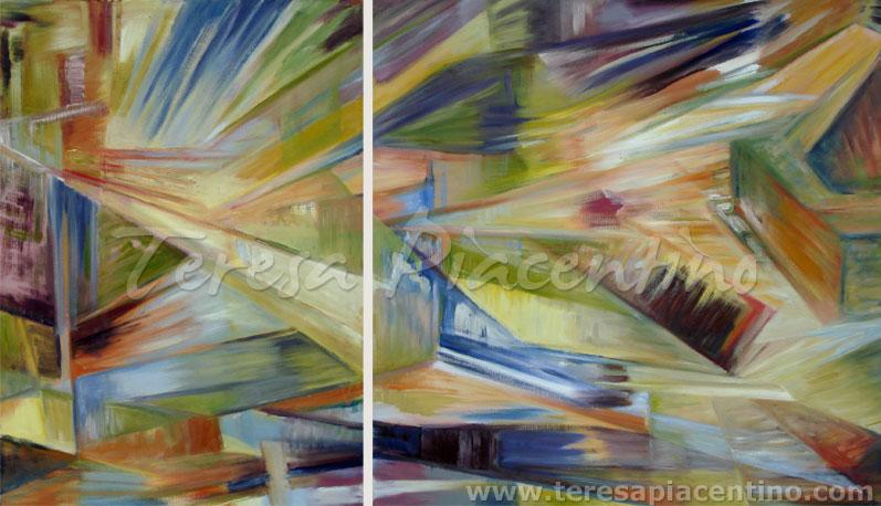 Cuadros al oleo originales venta de cuadros modernos al oleo for Comprar cuadros al oleo