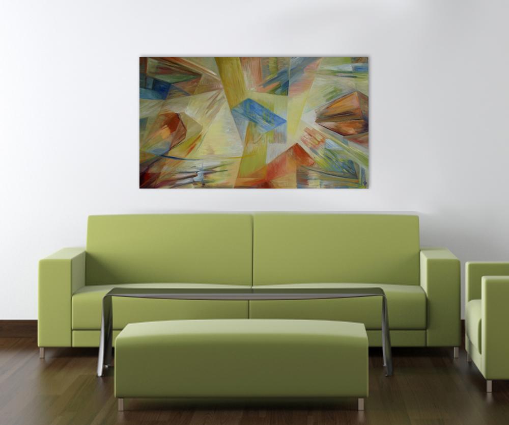 Cuadros Abstractos